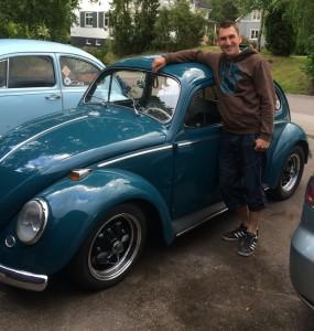 Olas bil blir kvar i Nybro